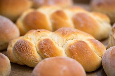 ホテルの朝食の味!HBでバター香るデニッシュ風食パン